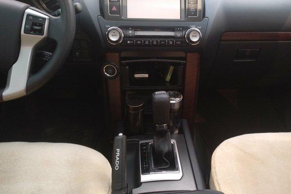 丰田-普拉多 2016款 3.5l 自动tx-l navi