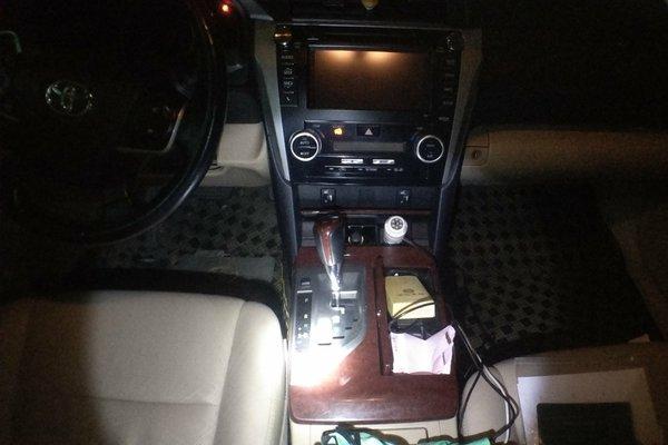 丰田-凯美瑞 2012款 2.0g 豪华导航版