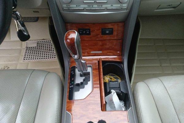 丰田-凯美瑞 2007款 240g 豪华版