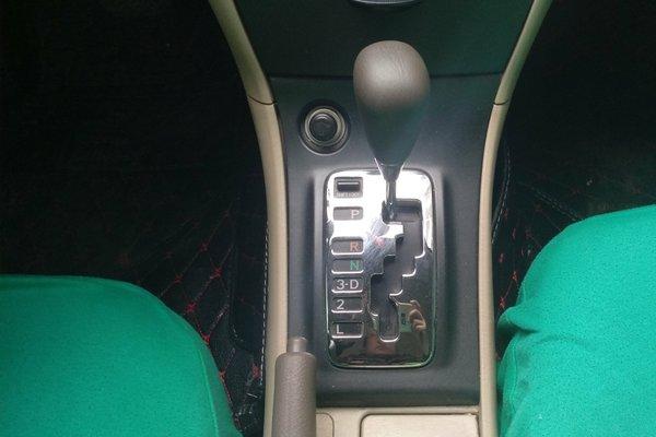 丰田-花冠 2007款 1.6l 自动g
