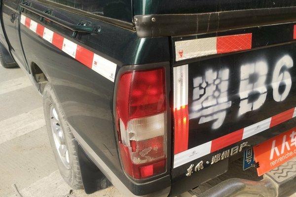 深圳二手锐骐皮卡 2015款 2.5t 柴油两驱经典款长货箱zd25tci