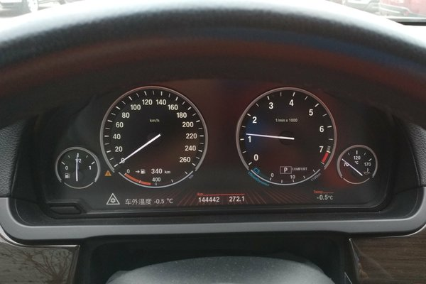 宝马-宝马7系 2009款 730li领先型