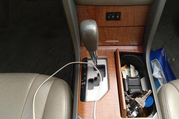 丰田-凯美瑞 2010款 240g 豪华版