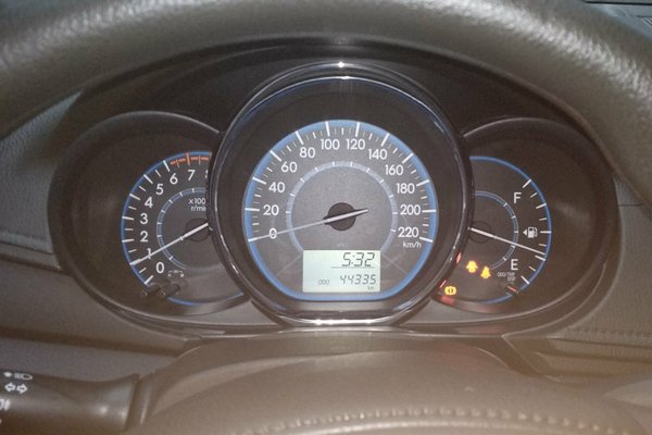 丰田-威驰 2014款 1.5l 手动智臻版