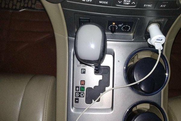 丰田-汉兰达 2009款 2.7l 两驱7座豪华导航版