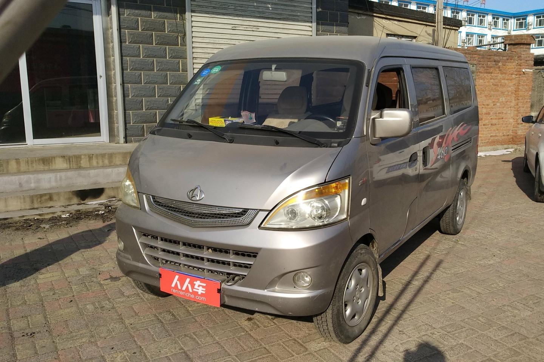 长安商用-长安之星s460 2009款 1.0l标准型