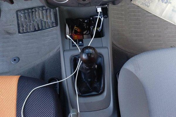 雪佛兰-赛欧 2010款 两厢 1.2l 手动温馨版