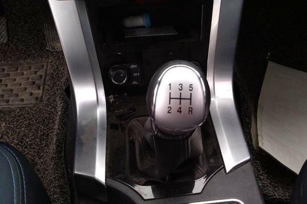 猎豹汽车-猎豹q6 2015款 2.4l 四驱卓越型