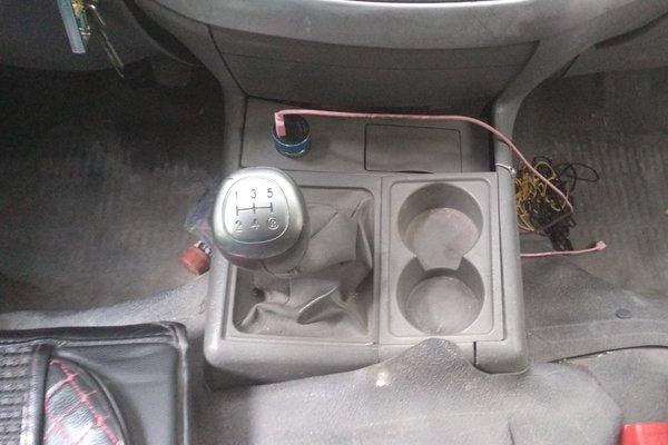 金杯-海狮 2011款 2.0l第五代快运王豪华型4g20b