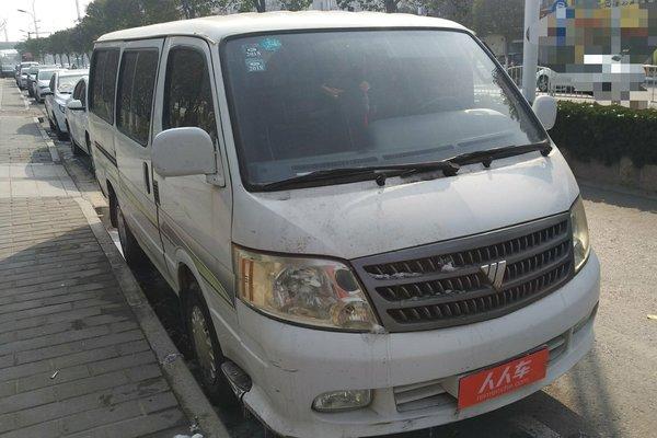 福田-风景 2009款 2.0t 手动柴油版