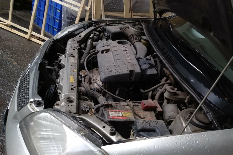 丰田-威驰 2005款 1.3l gl mt