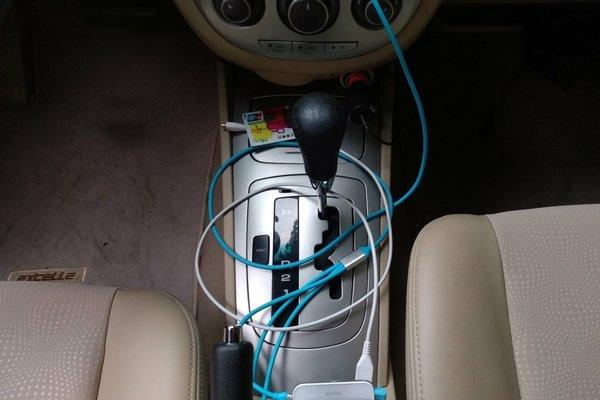 凯越电控电路图