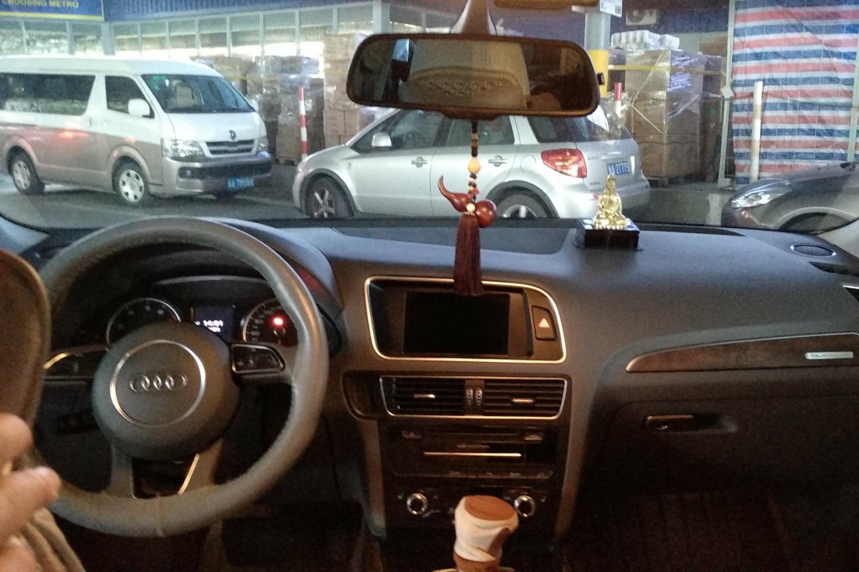 车辆安全指示灯,被动安全项检测正常