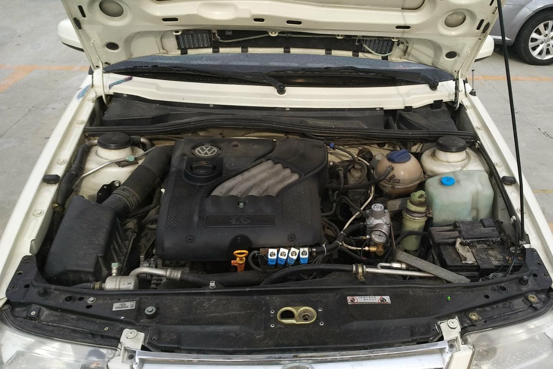 大众-捷达 2005款 cif 舒适型(改装天然气)