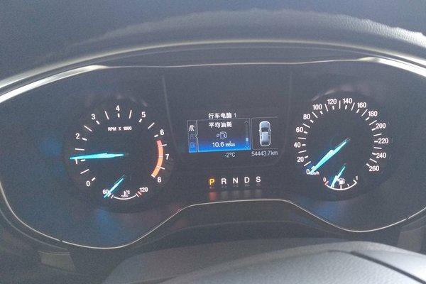 福特-蒙迪欧 2013款 2.0l gtdi200时尚型图片