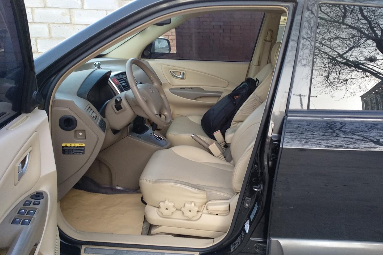 现代-途胜 2006款 2.7l 自动四驱豪华型