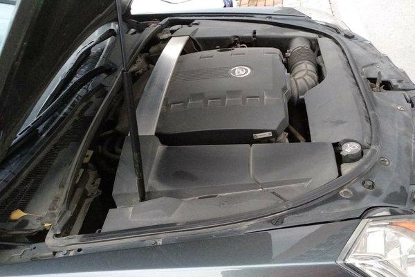 苏州二手凯迪拉克cts(进口) 2012款 3.6l coupe