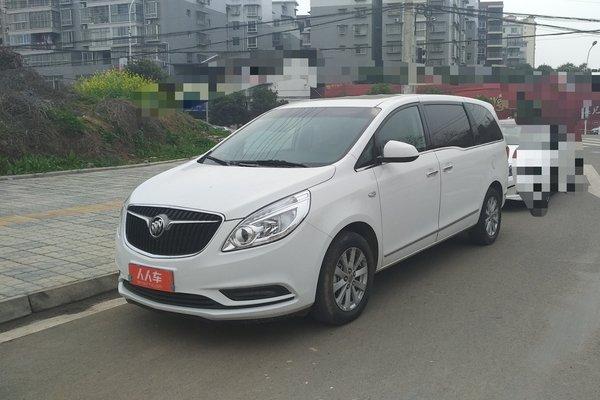 别克-gl8 2017款 25s 豪华型