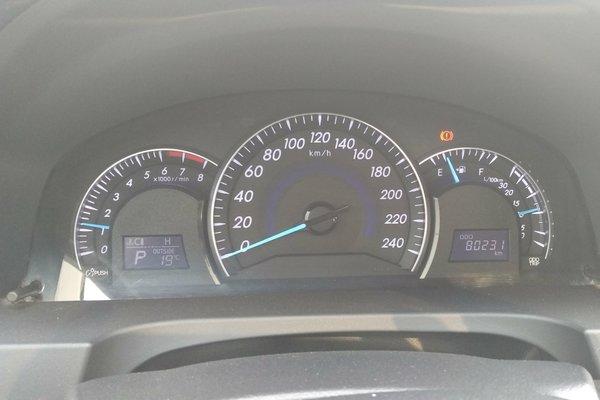 丰田-凯美瑞 2012款 2.0g 豪华版