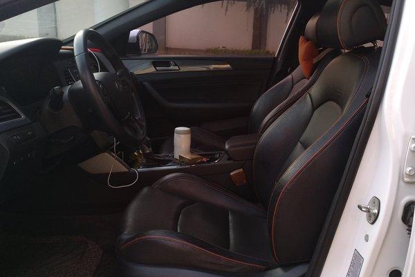 西安二手索纳塔九 2015款 1.6t gx舒适型