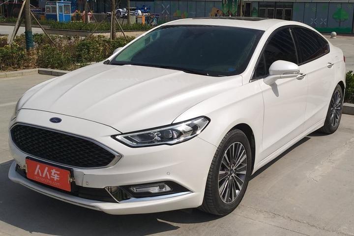 郑州二手福特-蒙迪欧 2017款 ecoboost 180 豪华型