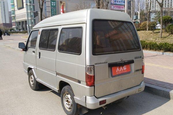 五菱之光 五菱汽车-五菱兴旺 2009款 lzw6358e3经济型 发布时间:2018图片