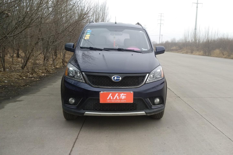 昌河-福瑞达 2014款 1.4l双排 豪华型k14b-a