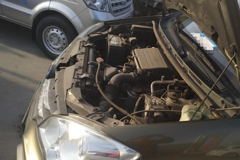 一汽-森雅s80 2011款 1.3l 手动7座舒适型