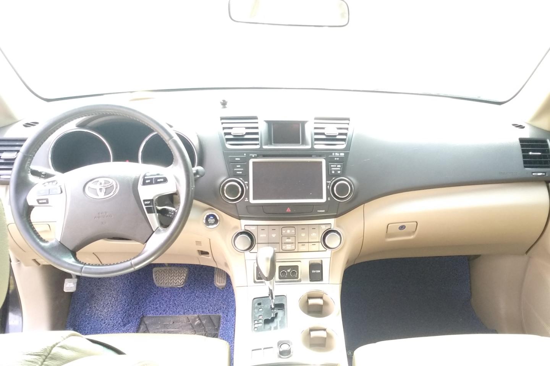 丰田-汉兰达 2013款 2.7l 两驱7座探索版