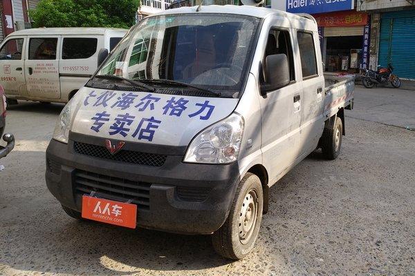 五菱汽车-五菱荣光小卡 2012款 1.5l 双排