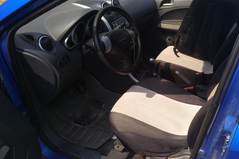 海马-丘比特 2011款 1.3l 手动舒适型