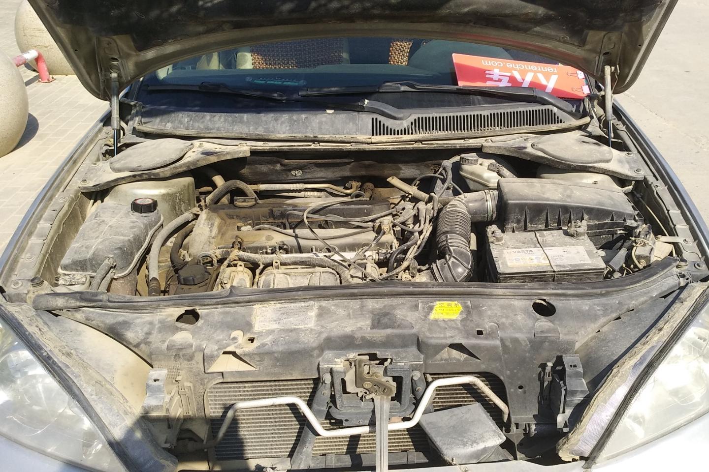 福特-蒙迪欧 2005款 2.0l 尊贵型
