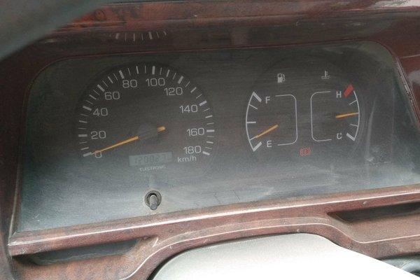 福田-风景 2011款 2.0l快运标准型短轴版低顶491eq4a