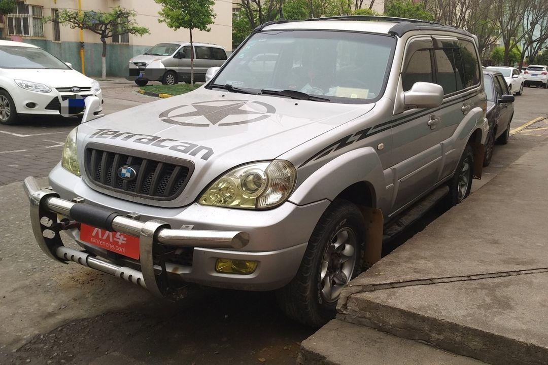 北京二手车没有华泰特拉卡华泰-特拉卡2010款t92.宝骏360出售esp好吗图片