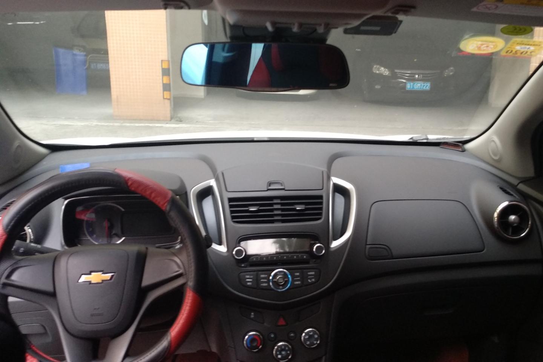 雪佛兰-创酷 2016款 1.4t 自动两驱舒适天窗版
