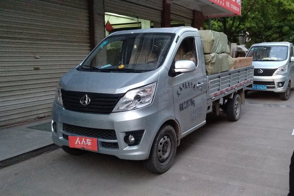 北京二手车出售长安商用长安星卡长安商用-长安星卡2014款1.马自达cx5v商用巡航在哪图片