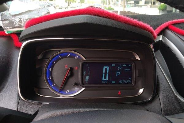 雪佛兰-创酷 2016款 1.4t 自动两驱豪华型