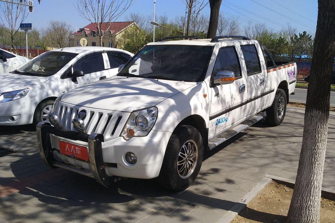 福田-萨普2011款2.2l征服者z7宾利慕尚和企业家图片