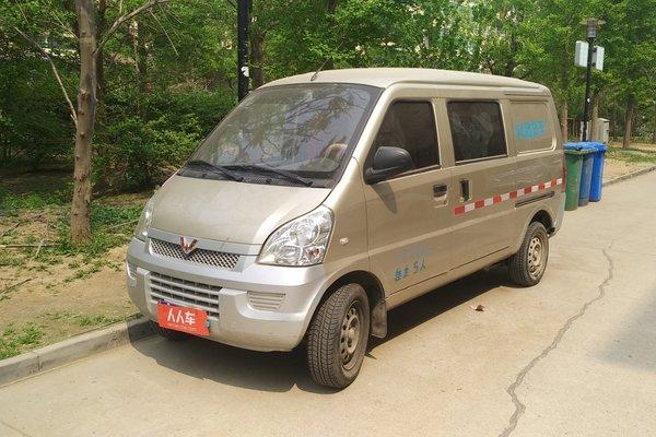 五菱汽车-五菱荣光 2011款 1.2l基本型封闭式货车图片
