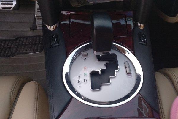 丰田-锐志 2008款 2.5s 特别导航版