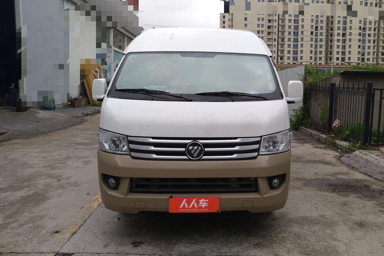 福田-风景g9 2017款 2.8t柴油商运版长轴13座4jb1t