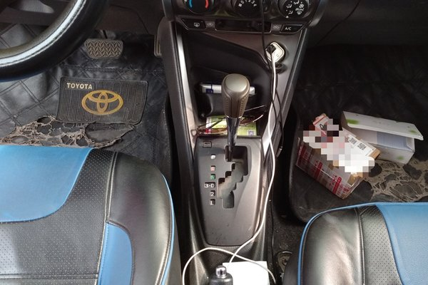 北京二手车出售  丰田 yaris l 致炫 丰田-yaris l 致炫 2014款 1.