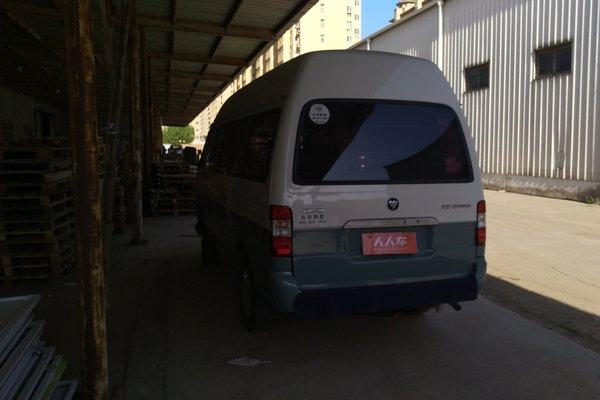 北京二手福田风景 2014款 2.0l快运标准型长轴版高顶4q20m