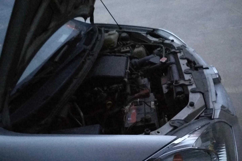 一汽-森雅m80 2011款 1.3l 手动5座