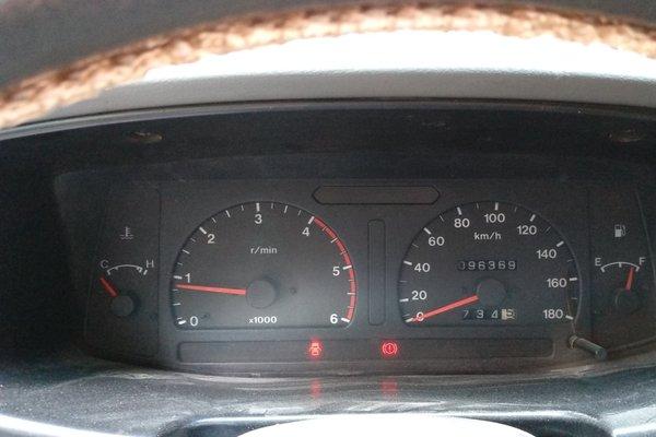 重庆二手五十铃皮卡 2009款 2.8t两驱 基本型皮卡