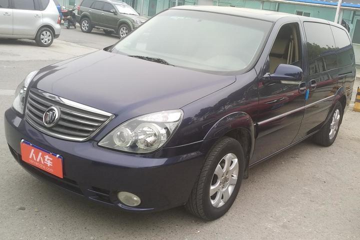 北京二手别克-gl8 2005款 陆尊 3.0l lt 豪华型