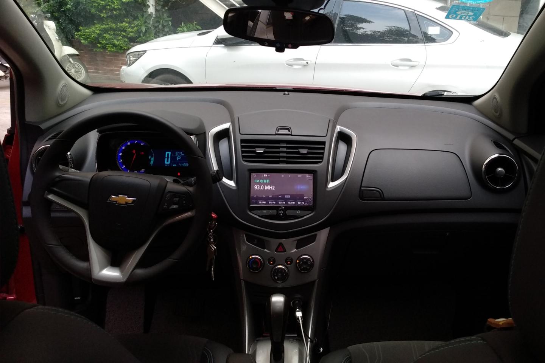 雪佛兰-创酷 2014款 1.4t 自动两驱豪华型