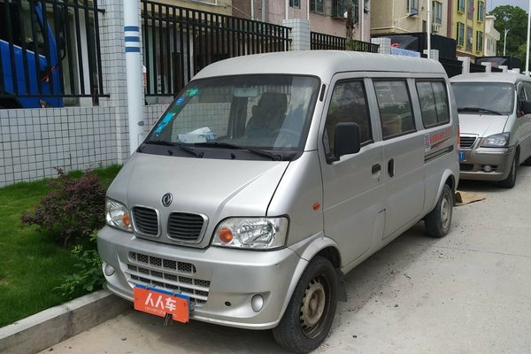 北京二手车出售北京二手东风小康北京二手东风小康k0707ii东风-小康瑞纳和桑塔纳哪个好图片