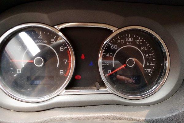 长城-c30 2010款 1.5l 手动舒适型