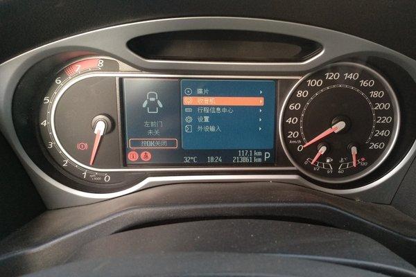 福特-蒙迪欧-致胜 2007款 2.3l 豪华型(改装天然气)图片